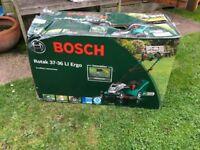 Bosch Lawnmower