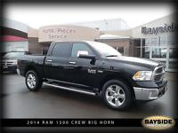 2014 Ram 1500 Big Horn CREW CAB LOADED! NAVIGATION!