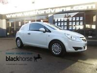 2008 Vauxhall Corsa 1.3CDTi 16V Van Diesel white Manual