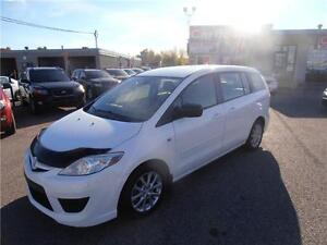2009 MAZDA5 GT 6 PSSGR 4 CYL SAVE $$$$ ON GAS EASY FINANCE