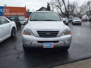 2007 Kia Sorento LX Luxury