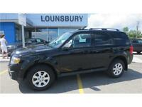 2009 Mazda Tribute GX I4-BEAUTIFUL BLACK! WELL MAINTAINED!