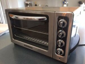 KITCHEN AID TOASTER OVEN (Convection)