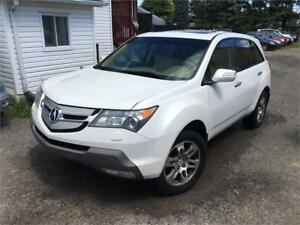 2008 Acura MDX Touring 210,000km CUIR / TOIT / MAGS *PROPRE*