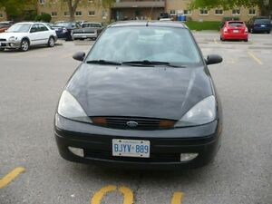2003 Ford Focus ZX-5 Hatchback