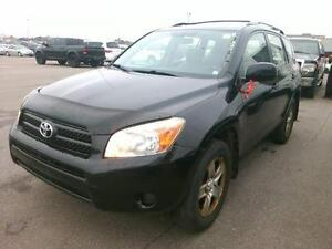 2008 TOYOTA RAV4 AUTOMATIQUE CLIMATISEE 4CYLINDRES PROPRE
