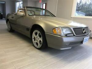 1995 Mercedes-Benz SL500 **1 YEAR WARRANTY**