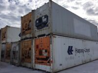 40'HC REEFER CONTAINERS | ADM STORAGE Winnipeg Manitoba Preview