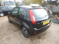 FORD FIESTA 1.6 STYLE AUTOMATIC - GK06RUY - DIRECT FROM INS CO