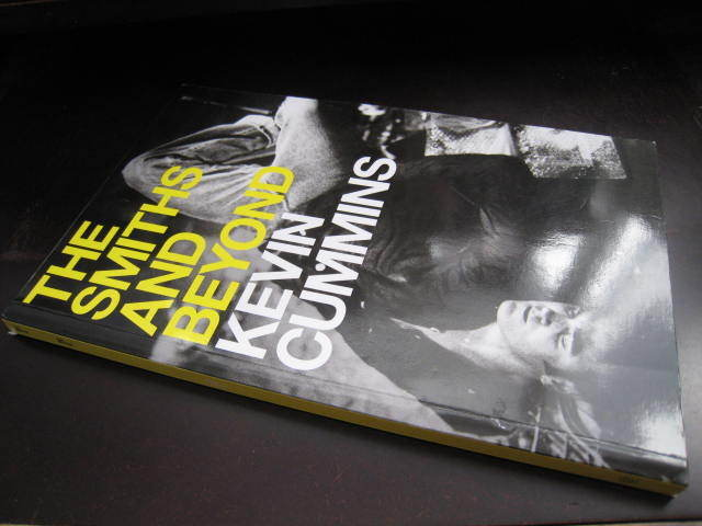 Kevin Cummins Smiths And Beyond UK Book Morrissey Johnny Marr C86 New Order