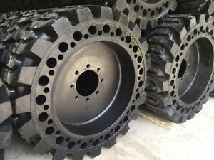 Solid Skid Steer Tires ONLY $685 each Cambridge Kitchener Area image 4