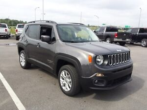 2016 Jeep Renegade North LATITUDE 4X4 BLUETOOTH DÉMARREUR CAMÉRA