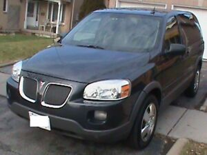 2009 PONTIAC MONTANA ***** EXCELLENT CONDITION ******