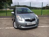 Toyota Yaris 1.4 D-4D TR 5 DOOR 2008 *ONLY 48K MILES, NEW MOT & SERVICE*