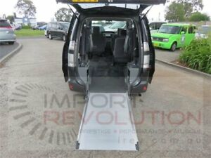 2005 Toyota Voxy Welcab Grey Constant Variable Wagon Bayswater Knox Area Preview