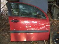 CITROEN C3 DOOR Breaking for parts IN gatwick area