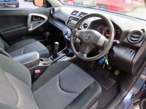 2006 Toyota RAV4 ACA33R CV Blue 5 Speed Manual Wagon Upper Ferntree Gully Knox Area Preview
