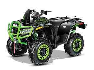 2016 ARCTIC CAT MUDPRO 700 LTD EPS