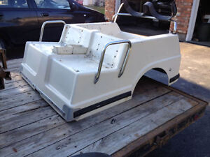 Harley Golf cart bodies parts for sale