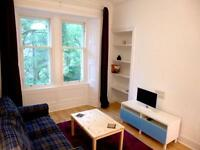 EDINBURGH FESTIVAL LET (Ref 837) 1 bedroom flat in fantastic Festival location, Buccleuch Terrace