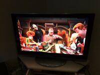 "42"" Panasonic Plasma TV great condition , freesat, freeview , model tx-42v10b"