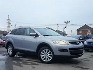 MAZDA CX-9 GS 2009/AUTO/4X4/AC/MAGS/TOIT/GROUP ELECT/BLUETOOTH!!