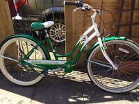 Schwinn Cruiser Bike Green
