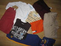 All new boy's size 8 clothes