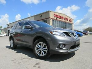 2016 Nissan Rogue SV, AWD, HTD. SEATS, ROOF, 42K!