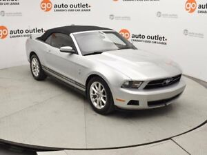2010 Ford Mustang V6 Leather!