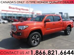 2016 Toyota Tacoma TRD SPORT | 4X4 DOUBLE CAB | NAVI | 1 OWNER |