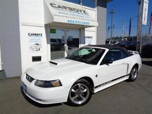 2004 Ford Mustang GT Convertible, 40th Anniversay Edition