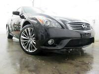 "2011 Infiniti G37xS Sport COUPE MAGS 19"" CUIR TOIT BOSE 59,000KM"