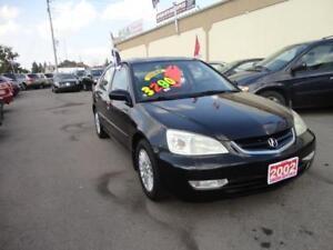 2002 Acura EL Limited