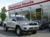 2014 Toyota Tacoma SR5 Power Package 4x4 Access Cab