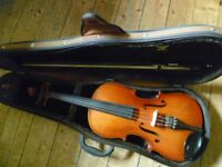 Michael Poller viola (16 inch back) -good condition, plays well