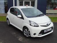 2013 TOYOTA AYGO HATCHBACK 1.0 VVT-i Move with Style 5dr