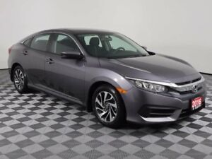 2016 Honda Civic Sedan One Owner/ Local Trade In/ Civic/ Market