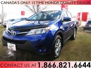 2015 Toyota Rav4 LE | AWD | NO ACCIDENTS