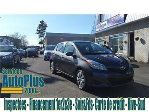 2012 Toyota Yaris LE FULL - A/C - AUTOMATIQUE