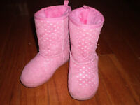 Fashion Boots Little Girl's sz 10