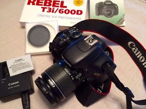 Canon Camera & Accessories Package  for Sale by Original Owner