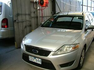2010 Ford Mondeo MB LX 6 Speed Automatic Wagon Coburg North Moreland Area Preview