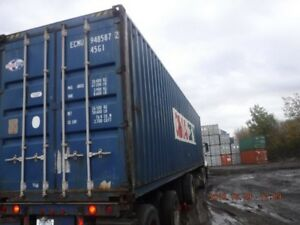 20'&40' SHIPPING CONTAINERS STORAGE CONTAINERS. SEA CANS