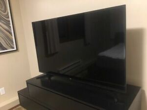 "LG 55"" 4K UHD HDR LED 4.0 Smart TV with Warranty, Barely Used"
