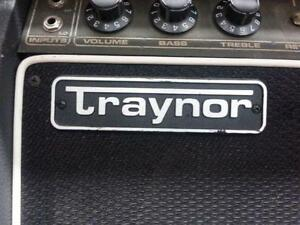 Traynor guitar amplifier. We sell used goods. 100156