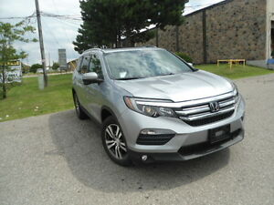2016 Honda Pilot EX-L | BLIND SPOT CAM | LEATHER | NAVI | AWD |