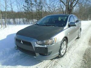 2014 Mitsubishi Lancer SE Manual