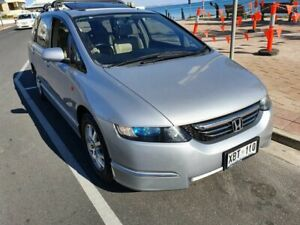 2004 Honda Odyssey 3rd Gen Luxury Silver 5 Speed Sports Automatic Wagon Morphett Vale Morphett Vale Area Preview