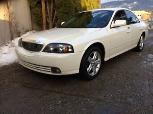 2003 LINCOLN LS LUXURY SEDAN (TRADE FOR TRUCK CAMPER)